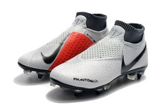 Chuteira Nike Phantom Vision Elite Trava Mista SG  Raised on Concrete Profissional