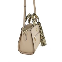 2418-01 - Bolsa Jenifer Bali Bistrô + Snake Light Tan na internet