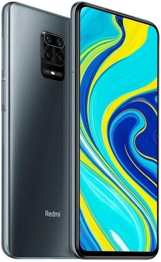 Smartphone Xiaomi Redmi Note 9S - 4GB + 64GB - Versão Global