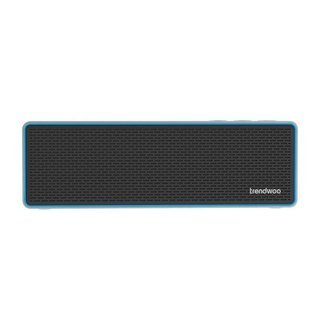 Caixa Som Trendwoo Bluetooth Pocket X 6w Ipx4 Azul
