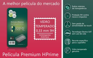 Película HPrime Apple iPad Mini 1 / 2 / 3 - Vidro Temperado - comprar online