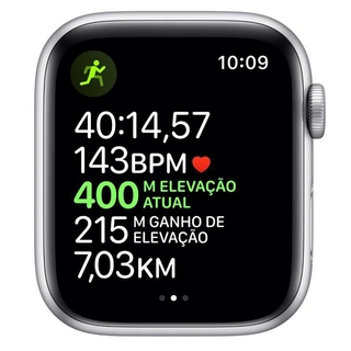 Imagem do Apple Watch Series  5 GPS 44mm • Pulseira esportiva