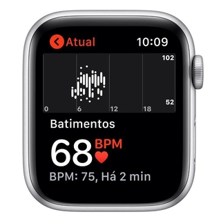 Apple Watch Series  5 GPS 44mm • Pulseira esportiva
