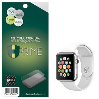 Película Premium HPrime Apple Watch - Invisível