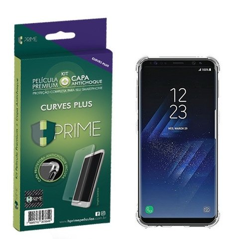 Kit curves Plus Samsung s8