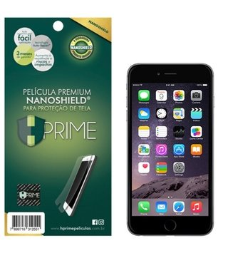 Película Premium HPrime  iPhone  - NanoShield - Maxphone