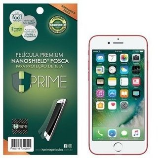 Película Premium iPhone  - NanoShield Fosca