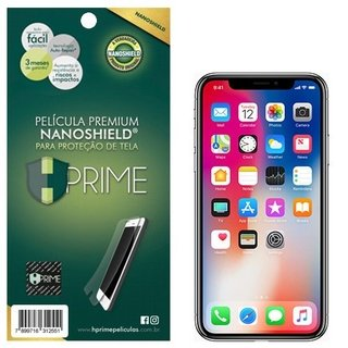 Película Premium HPrime  iPhone  - NanoShield na internet