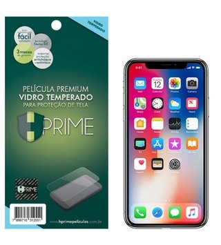 Película HPrime Apple iPhone Vidro Temperado na internet