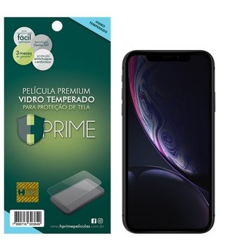 Película HPrime Apple iPhone Vidro Temperado - comprar online