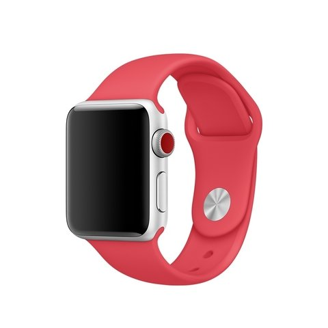 Pulseira Apple Watch Silicone 42mm