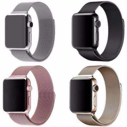 Pulseira Milanese Para Apple Watch