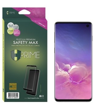 Película Premium HPrime Samsung Galaxy S10Plus/ S10/ S9Plus/ S9/ S8/ - Safety MAX - Maxphone