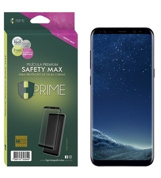 Película Premium HPrime Samsung Galaxy S10Plus/ S10/ S9Plus/ S9/ S8/ - Safety MAX
