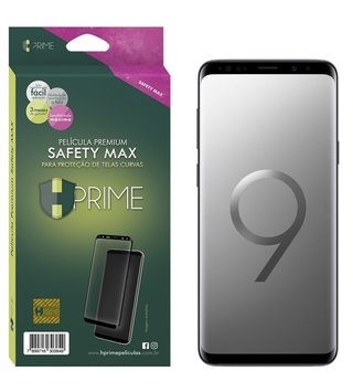 Película Premium HPrime Samsung Galaxy S10Plus/ S10/ S9Plus/ S9/ S8/ - Safety MAX - loja online