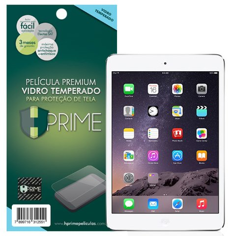 Película HPrime Apple iPad Mini 1 / 2 / 3 - Vidro Temperado