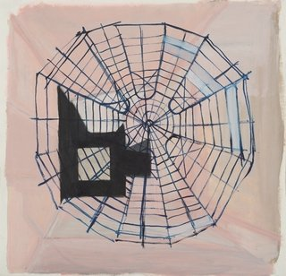 Luciana Levinton. Sin titulo (Guggenheim VII), 84 x 86,5 cm