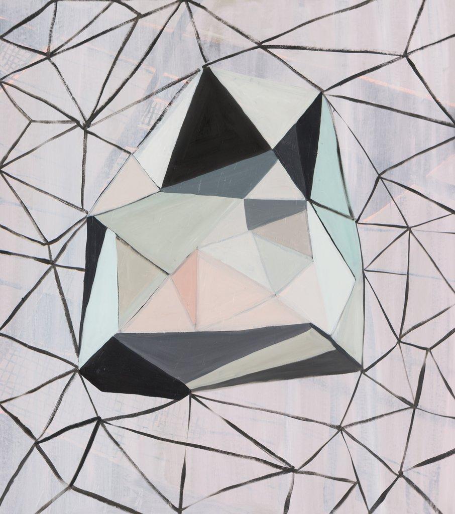 Luciana Levinton, L12 , 123 x 110 cm