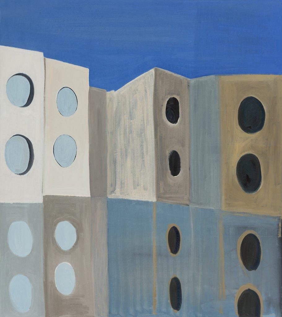 Luciana Levinton. L14 129 x 117 cm