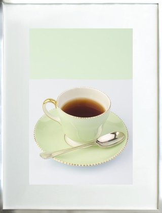 FRANCESCA DARGET.          La Taza de Margaret (I), 60 x 40cm. on internet