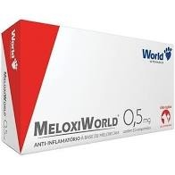 Meloxiword Meloxicam 0,5mg