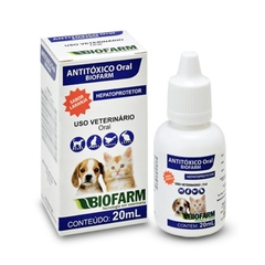 Antitoxico Oral 20ml Biofarm