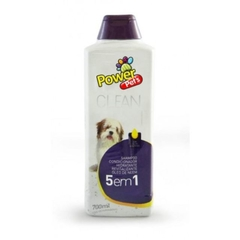 Shampoo 5 Em 1 700ml Power Pets
