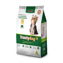 Trusty Dog P. Adultos Racas Pequenas 03 Kg
