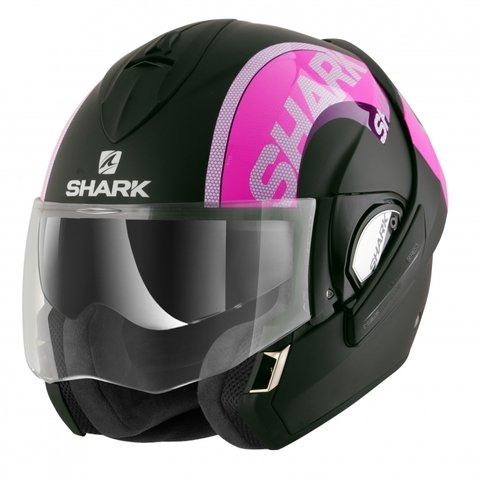 CAPACETE SHARK EVOLINE SERIE 3 DROP DUAL TOUCH KVS na internet