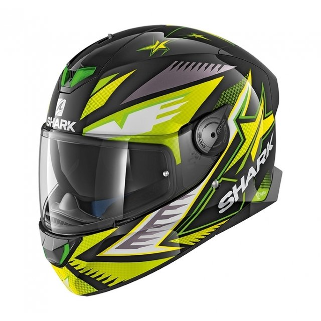 CAPACETE SHARK SKWAL 2 DRAGHAL KGY