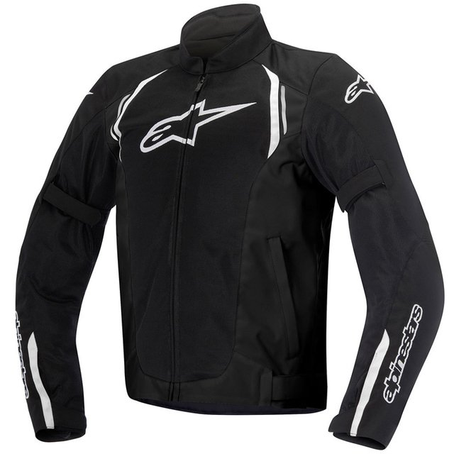 JAQUETA ALPINESTARS AST AIR - BLACK