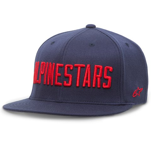 BONÉ ALPINESTARS BIG WORD - NAVY