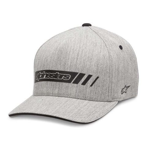 BONÉ ALPINESTARS GP - HEATHER GRAY