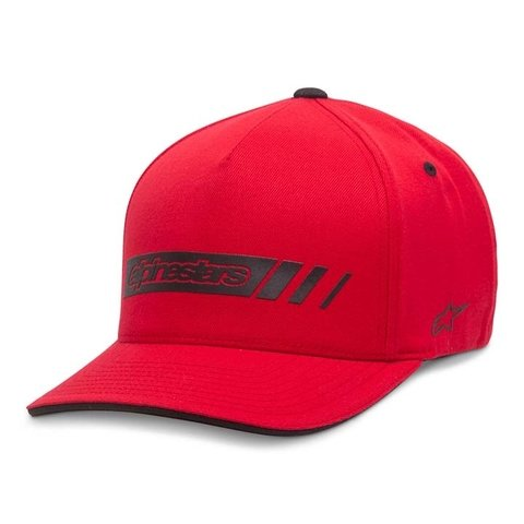 BONÉ ALPINESTARS GP - RED