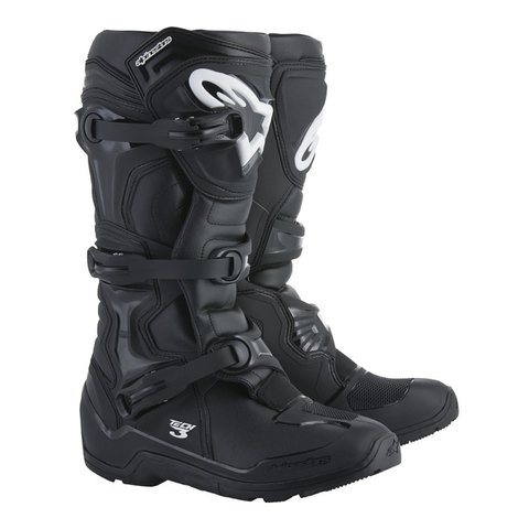 BOTA ALPINESTARS TECH 3 ENDURO OFF ROAD - BLACK