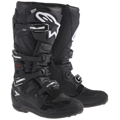 BOTA ALPINESTARS TECH 7 OFF ROAD - BLACK