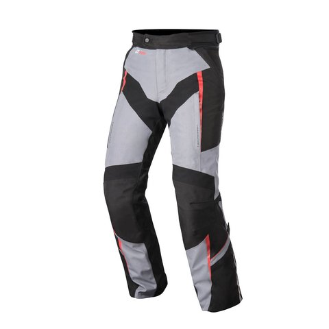 CALÇA ALPINESTARS YOKOHAMA DRYSTAR - DARK GRAY BLACK RED