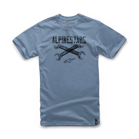 CAMISETA ALPINESTARS RATCHET - STATE BLUE