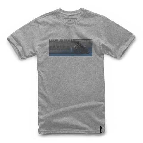 CAMISETA ALPINESTARS RR - GREY HEATHER