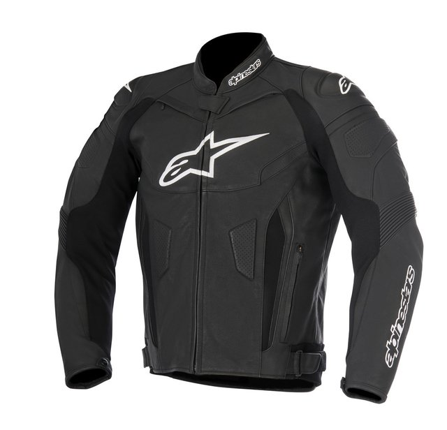 JAQUETA ALPINESTARS GP PLUS R V² - BLACK