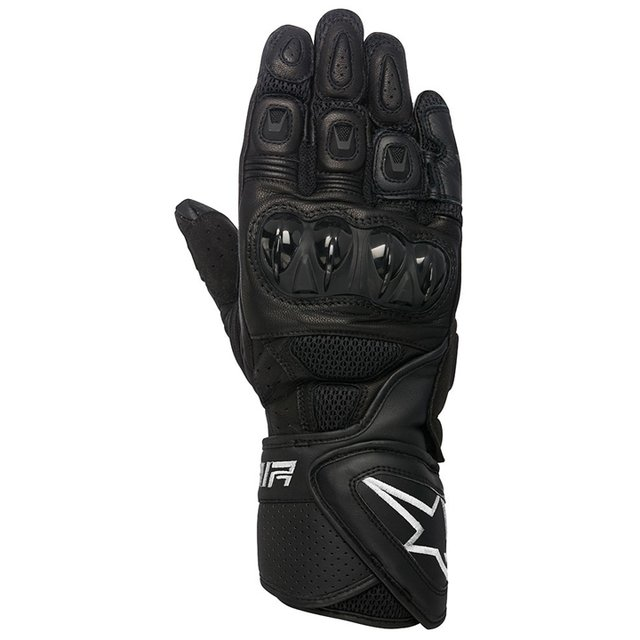 LUVAS ALPINESTARS SP AIR - BLACK