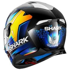 Capacete Shark Skwal 2 REPLICA Miguel Oliveira KBY (new) - comprar online