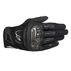 LUVAS ALPINESTARS SMX-2 AIR CARBON V2 BLACK