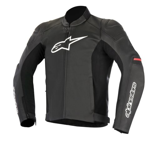 JAQUETA ALPINESTARS SP - 1 - BLACK RED