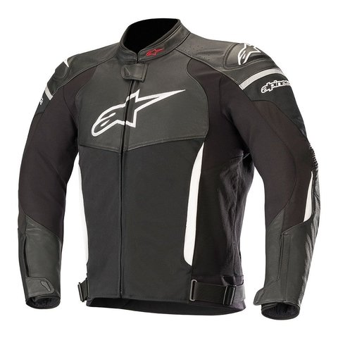 JAQUETA ALPINESTARS SP X AIR - BLACK WHITE