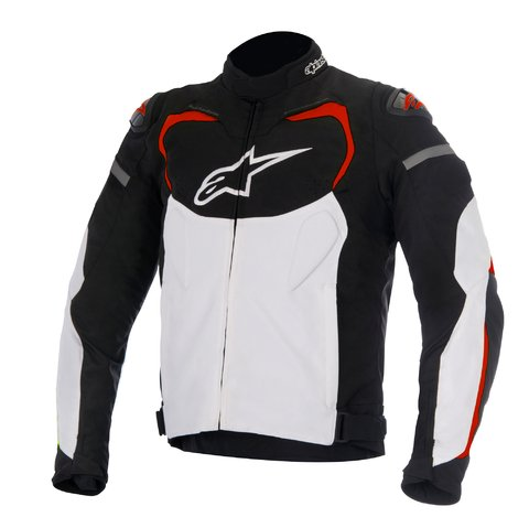 JAQUETA ALPINESTARS T-GP PRO - BLACK WHITE RED