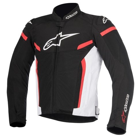 JAQUETA ALPINESTARS T - GP PLUS R V² AIR - BLACK - WHITE - RED