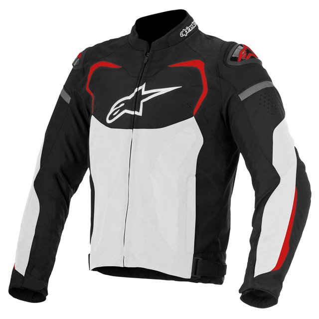 JAQUETA ALPINESTARS  T-GP PRO AIR BLACK WHITE RED