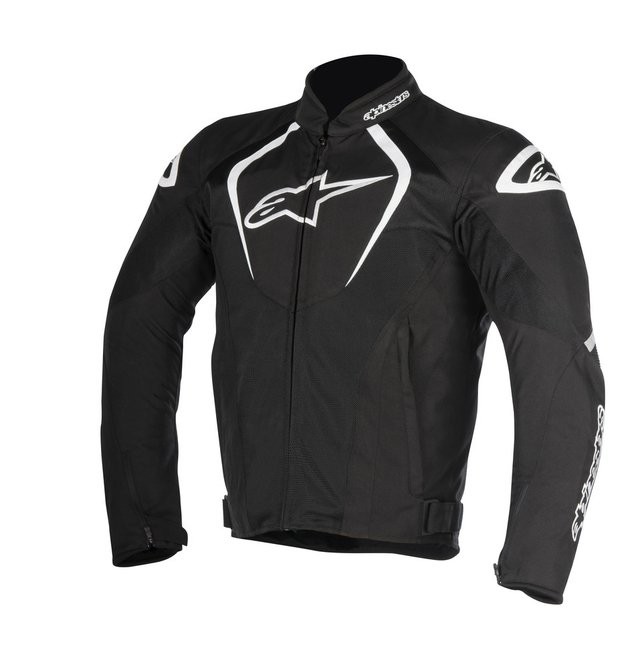 JAQUETA ALPINESTARS T - JAWS V² AIR BLACK