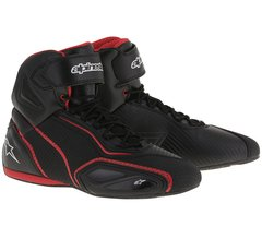 TÊNIS ALPINESTARS FASTER 2 VENTED - BLACK RED